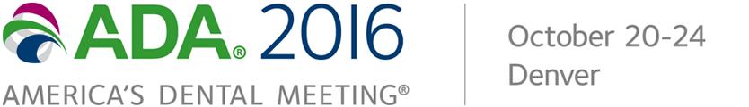 American Dental Association 2016 Meeting