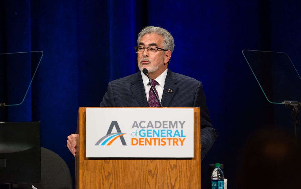 Academy of General Dentistry, dental school, empower, success, pay it forward, student loan