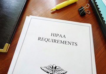 practice management HIPAA marketing information patient data