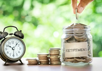 personal finance retirement savings income fixed deferred annuity time