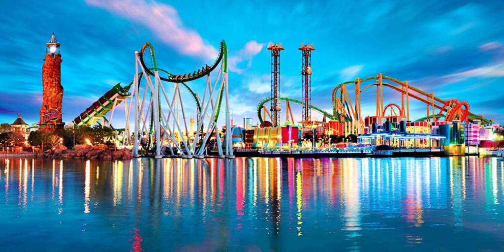 The Best Amusement Parks And Water