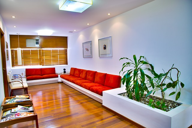 practice management waiting room patients retention office space