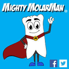What Mighty MolarMan & Friends Can Teach Dentists About Digital Outreach