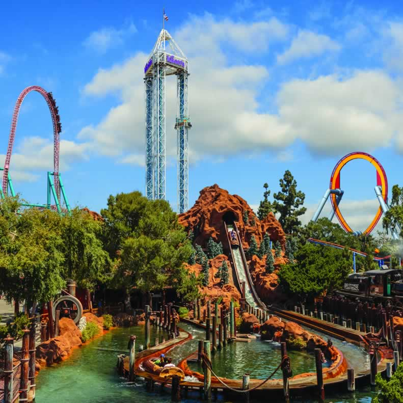 The Best Amusement Parks and Water Parks